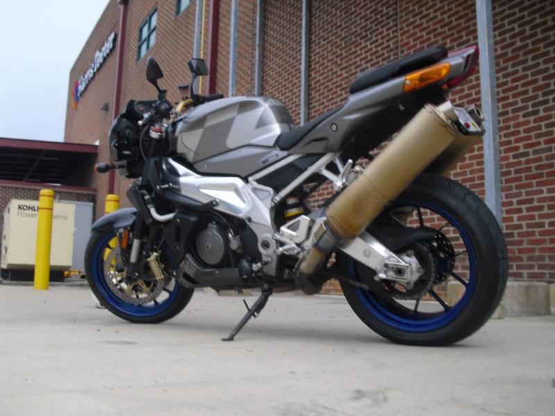 Aprilia Tuono1000 2007 price