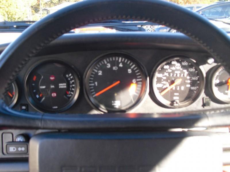Porsche 911 Carrera 1987 price $65,000