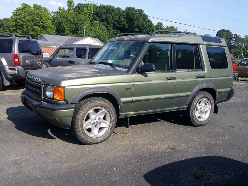 Land Rover Discovery Series II 2001 price $4,999