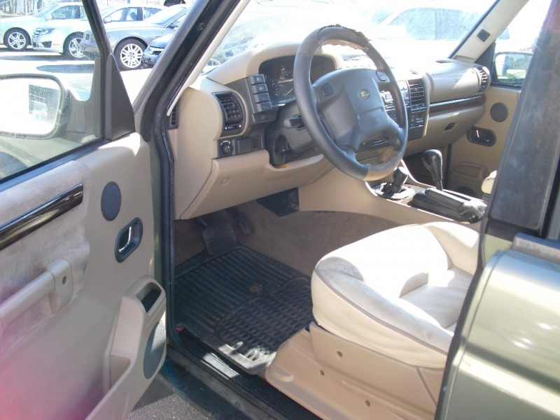 Land Rover Discovery Series II 2001 price $3,999