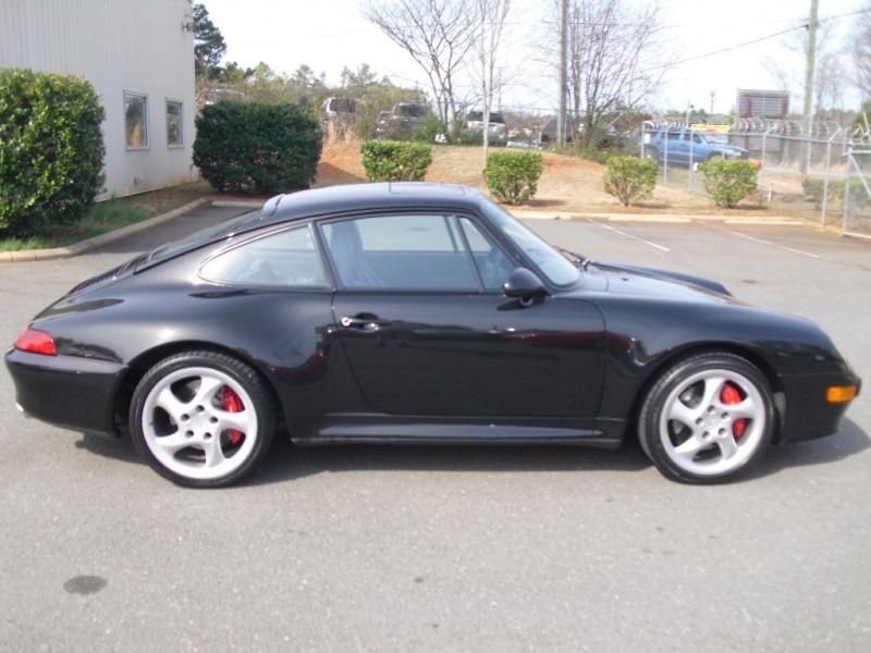Porsche 911 Carrera C4S 1998 price $119,000