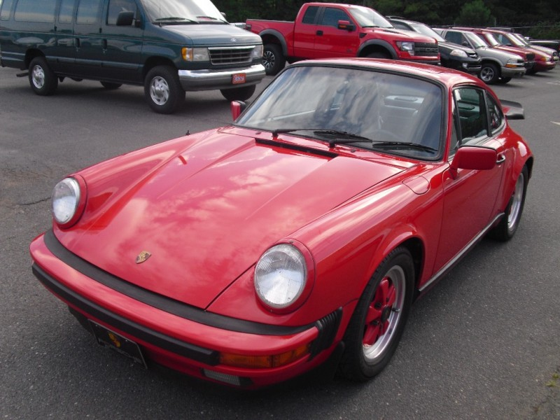 Porsche 911 Carrera 1988 price