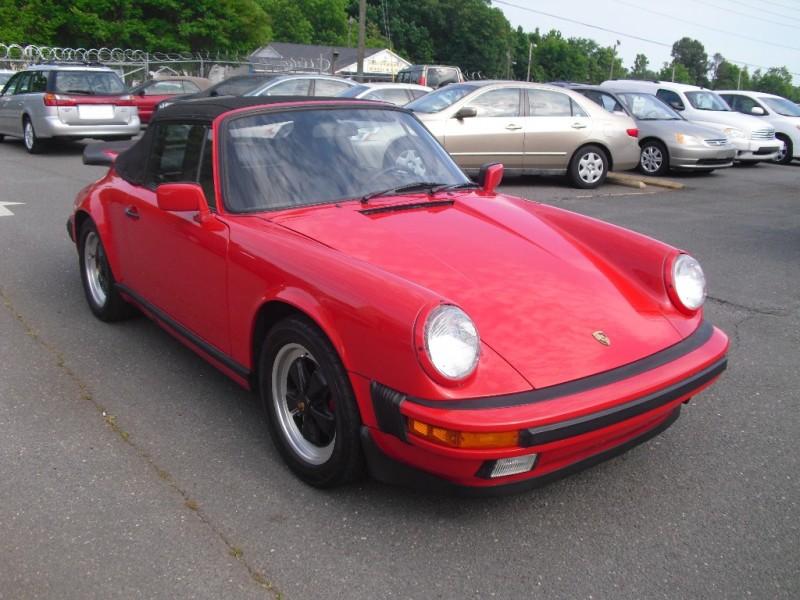Porsche 911 Carrera 1988 price $44,900