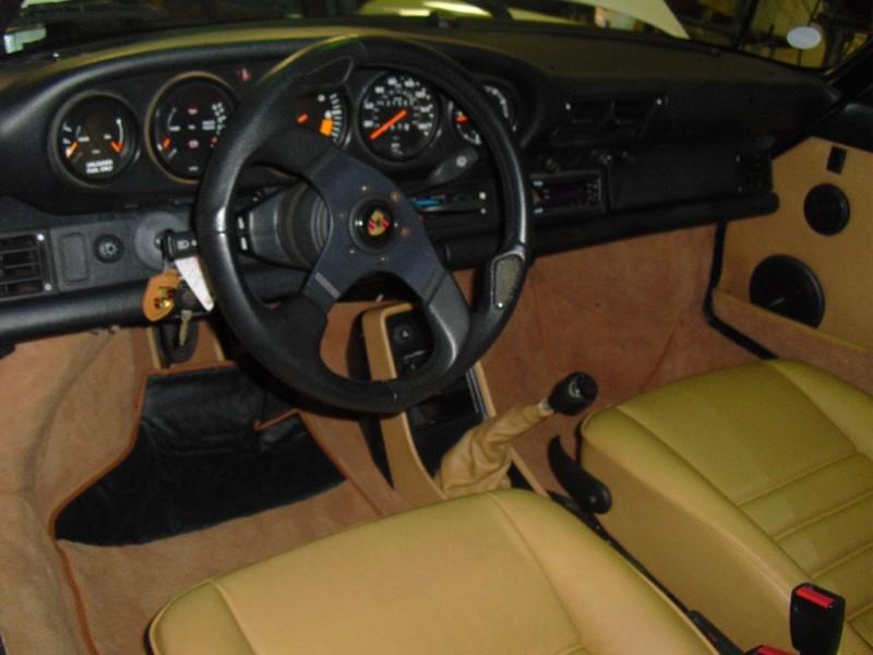 Porsche 911 Carrera 1989 price $39,999