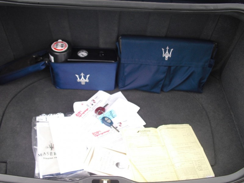 Maserati GranSport 2006 price