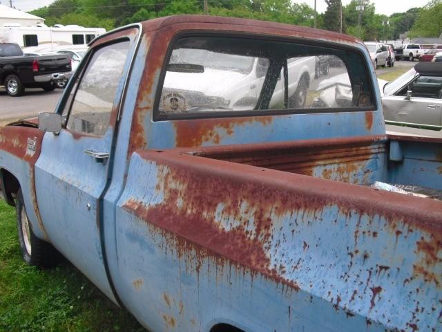 Chevrolet CUSTOM DELUX 1976 price $1,700