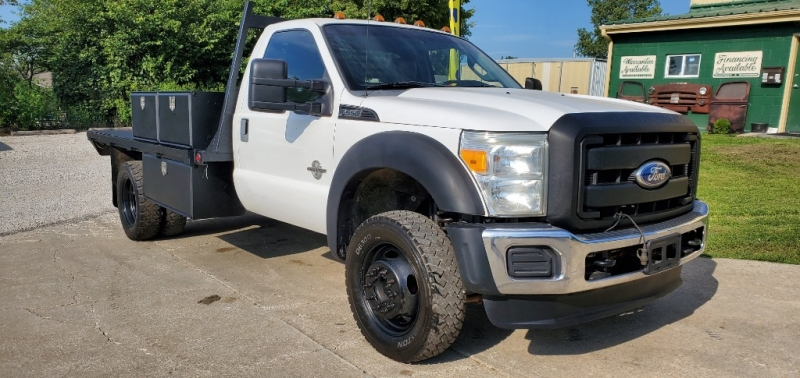 Ford Super Duty F-550 DRW 2011 price $17,495