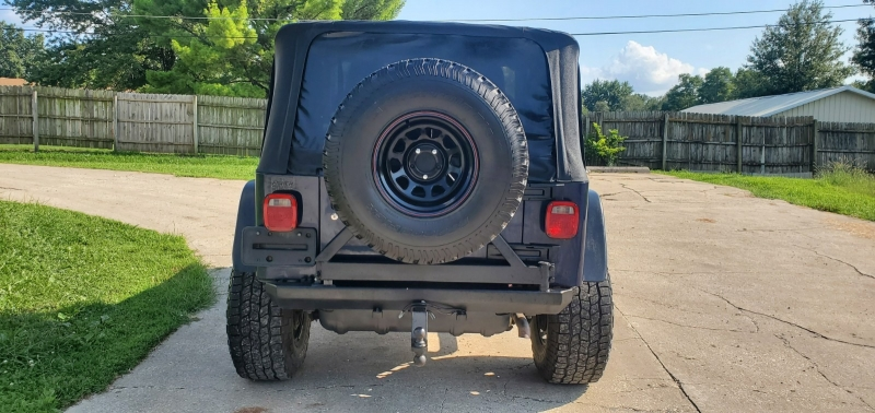 Jeep Wrangler 2006 price $14,995