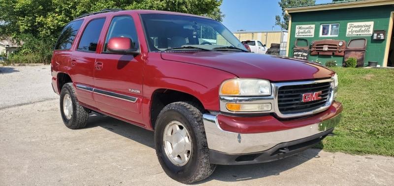 GMC Yukon 2004 price $5,295
