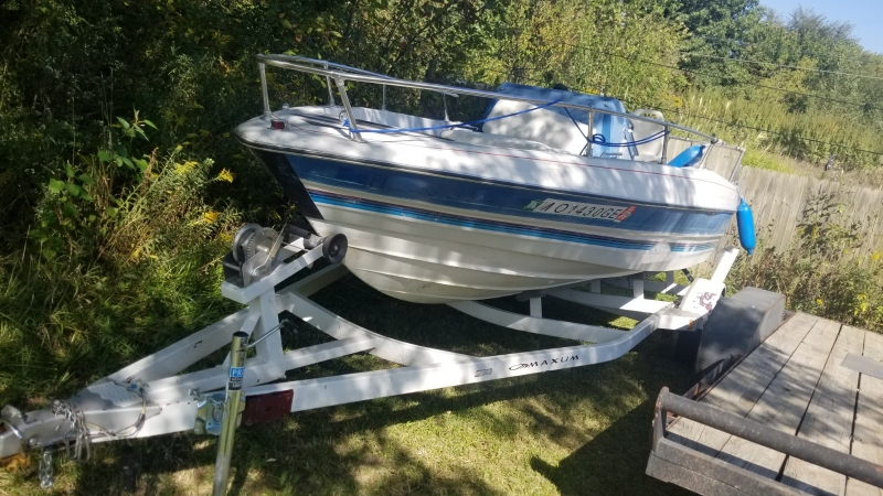 Bayliner Trophy 1988 price $3,200