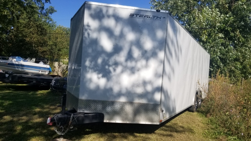 Stealth Enclosed 2018 price $7,995