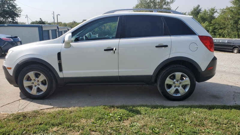 Chevrolet Captiva Sport Fleet 2014 price $5,495