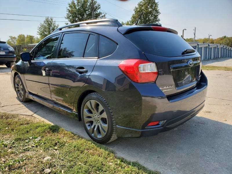 Subaru Impreza 2012 price $9,995