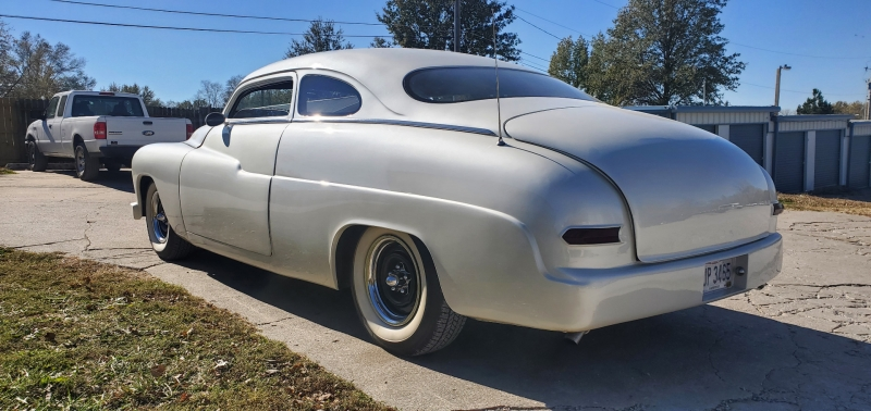 Mercury Marauder 1950 price $41,995