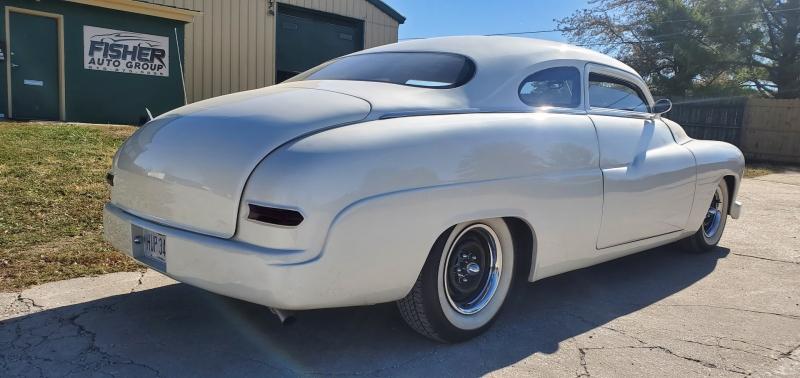 Mercury Marauder 1950 price $39,995