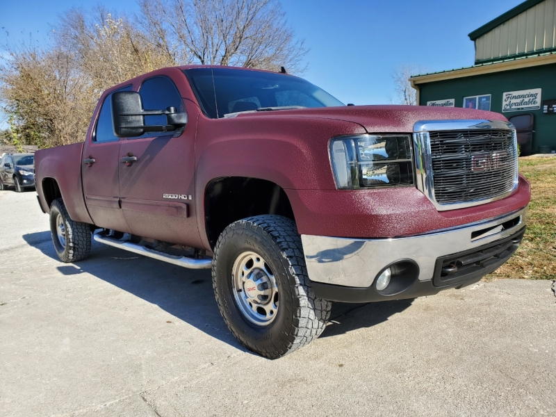 GMC Sierra 2500HD 2009 price $16,995