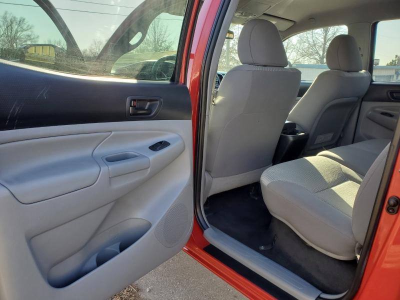 Toyota Tacoma 2012 price $23,495