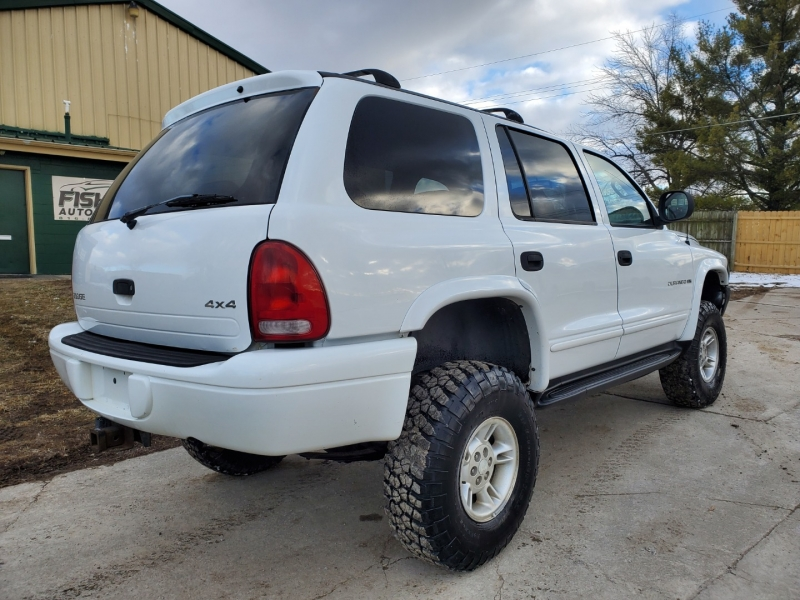 Dodge Durango 1999 price $4,495