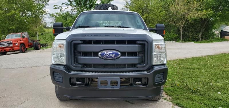 Ford Super Duty F-350 SRW 2012 price $21,995