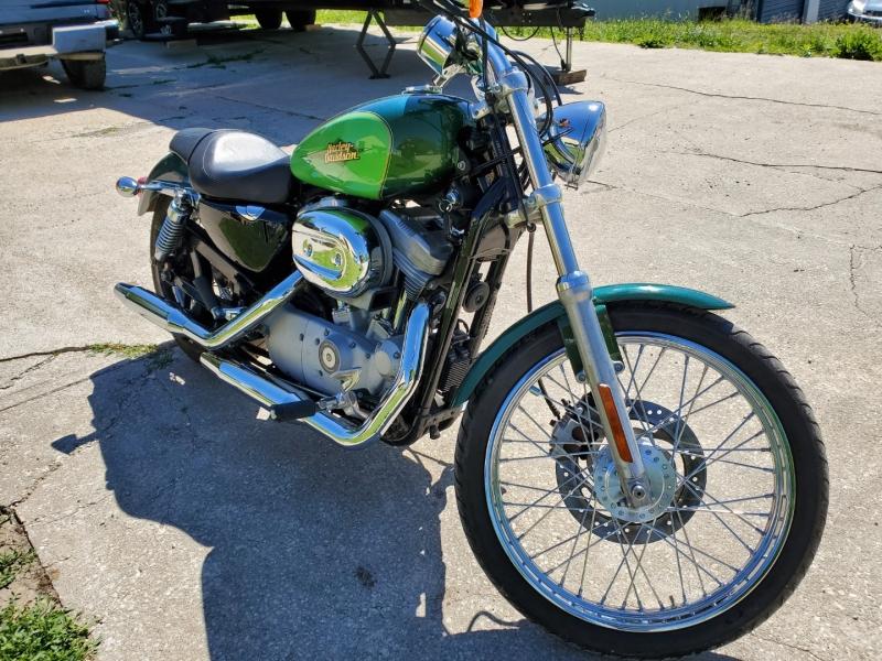 Harley-Davidson Sportster 2007 price $4,295