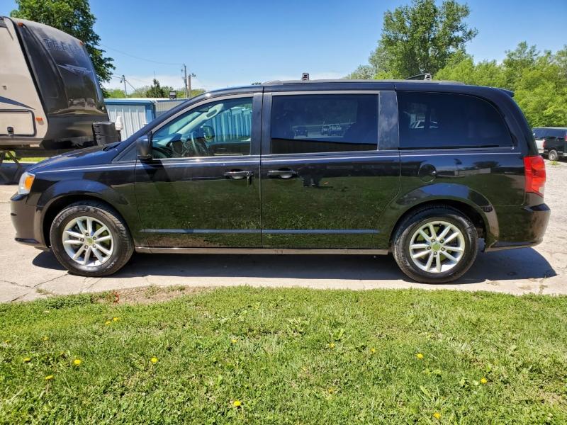 Dodge Grand Caravan 2018 price $16,995