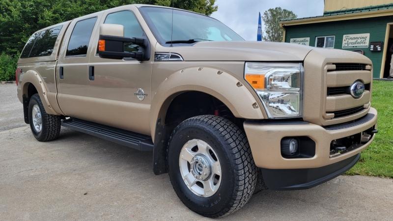 Ford Super Duty F-250 2012 price $36,995