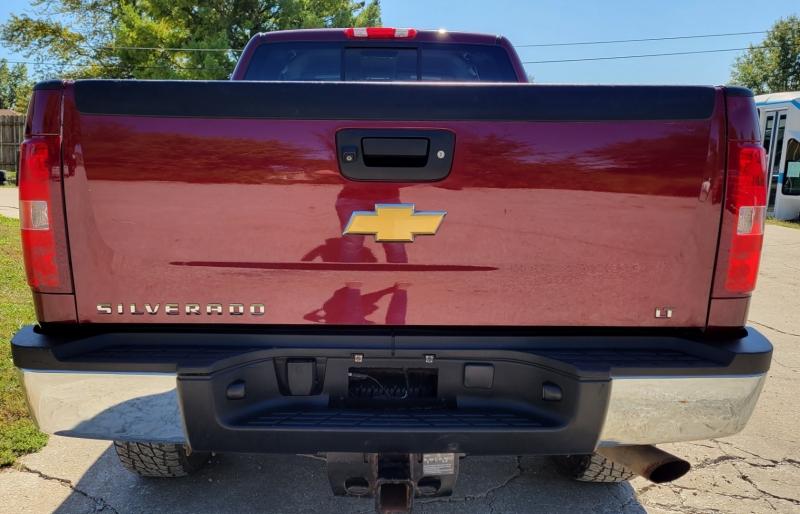 Chevrolet Silverado 2500HD 2013 price $28,995
