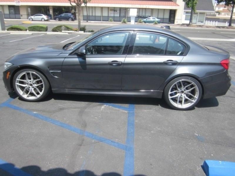 BMW M3 2016 price