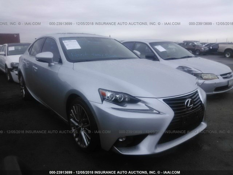 Lexus IS 200t 2016 price $18,999