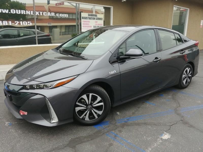 Toyota Prius Prime 2017 price $0