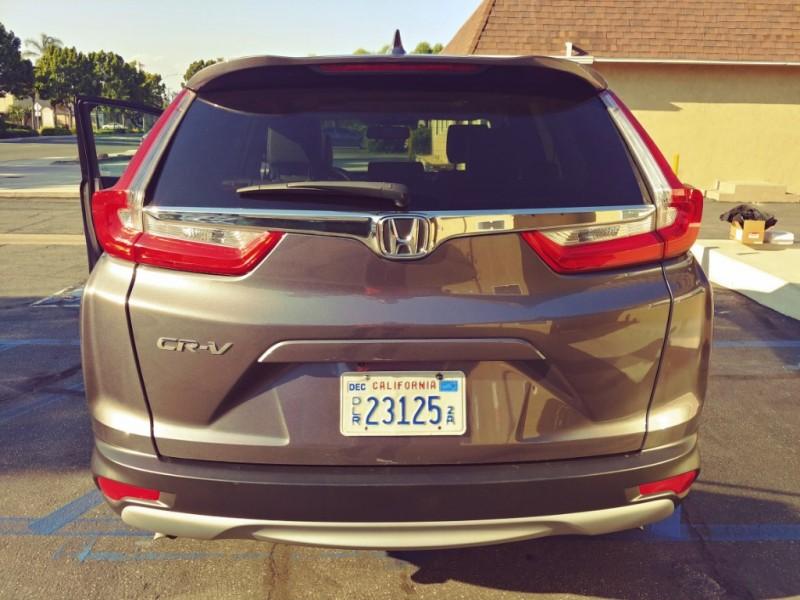 Honda CR-V 2017 price $19,999
