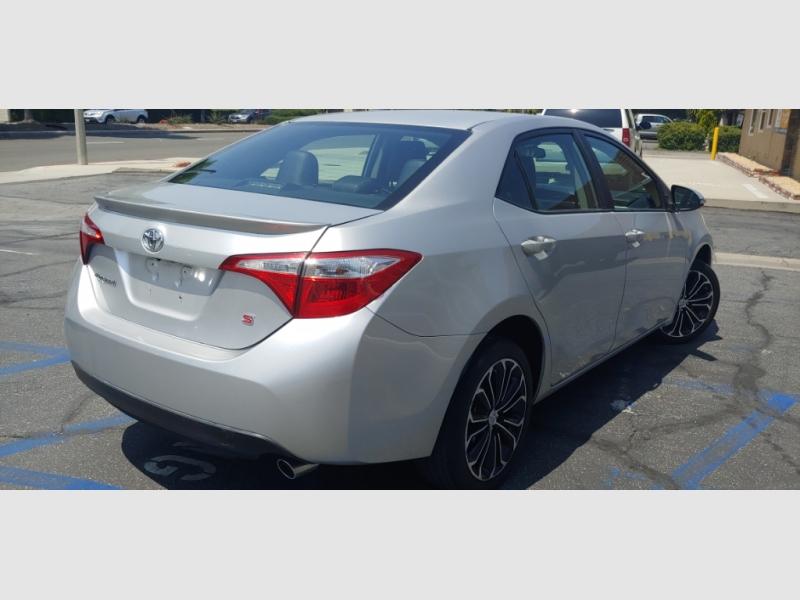 Toyota Corolla 2016 price $12,500