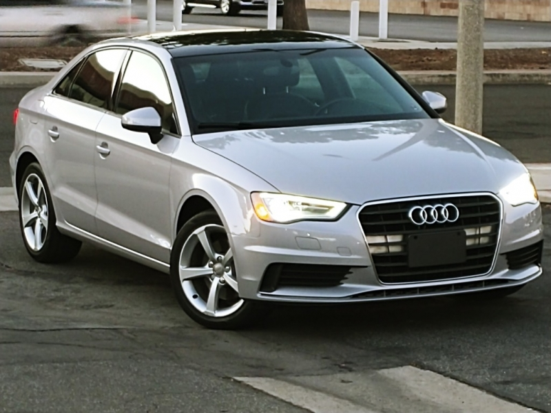 Audi A3 2015 price $14,999