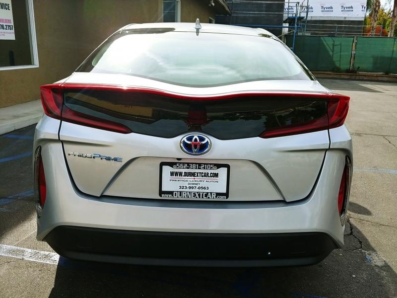 Toyota Prius Prime 2017 price $20,999