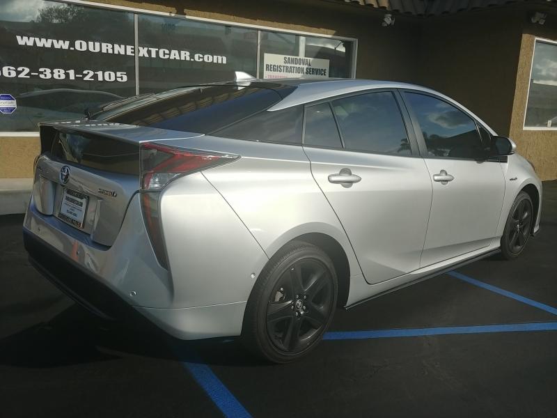 Toyota Prius 2018 price $17,999