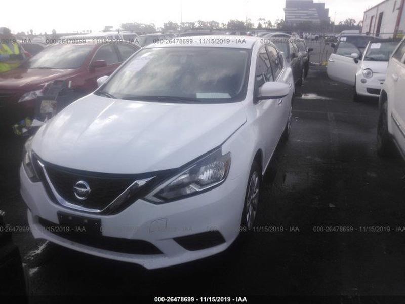 Nissan Sentra 2016 price $9,999