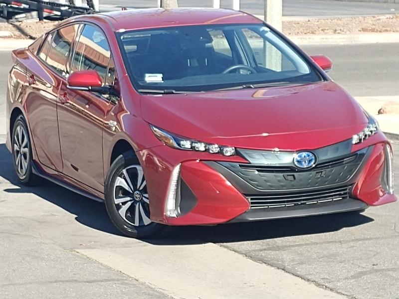 Toyota Prius Prime 2017 price $18,999