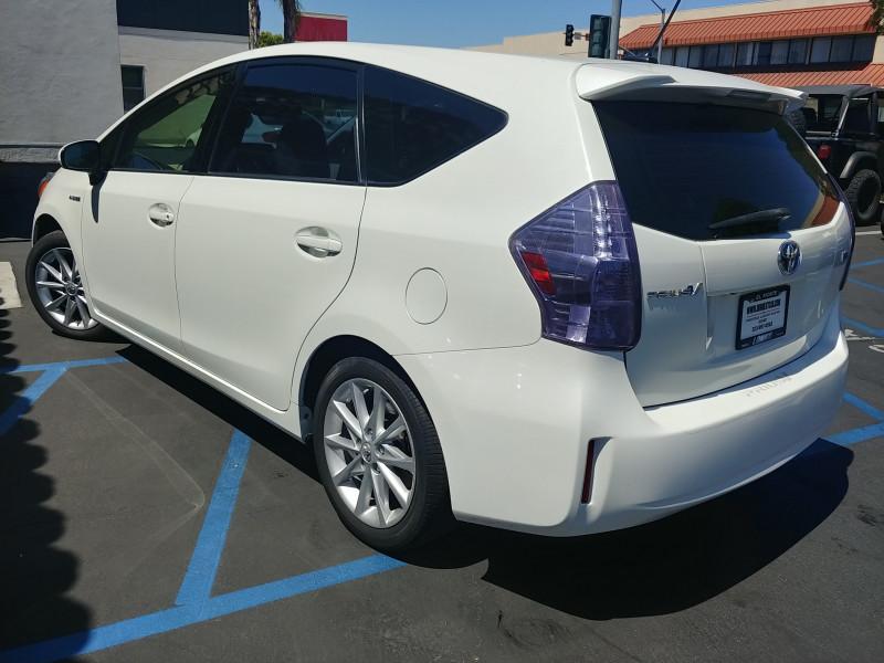Toyota Prius v 2014 price $13,999