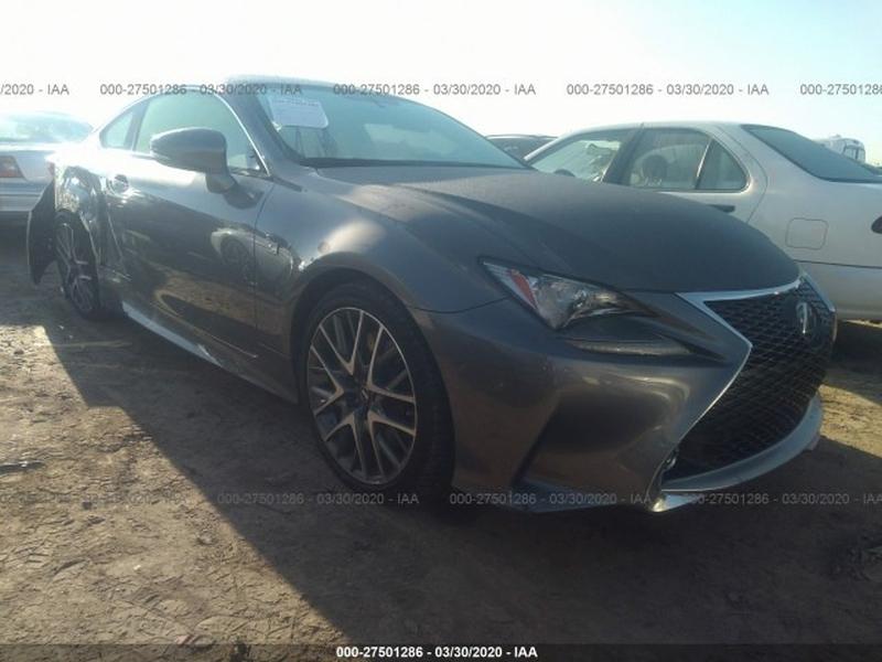 Lexus RC 350 2015 price