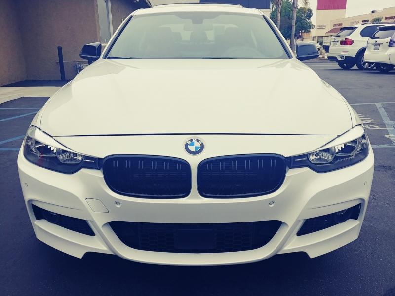BMW 3 Series 2013 price $0