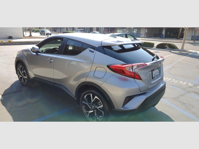 Toyota C-HR 2020 price $20,999