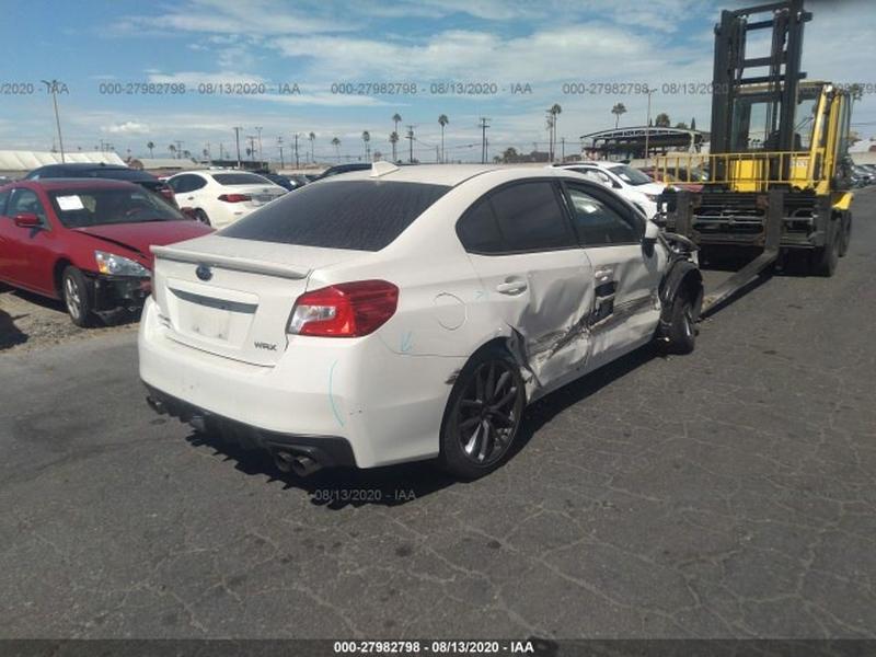 Subaru WRX 2019 price $18,990