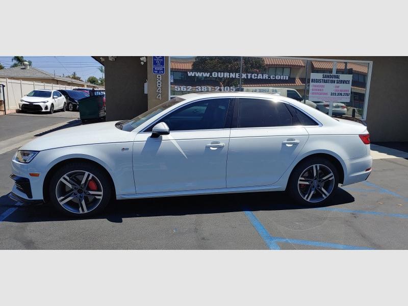 Audi A4 2017 price $23,999