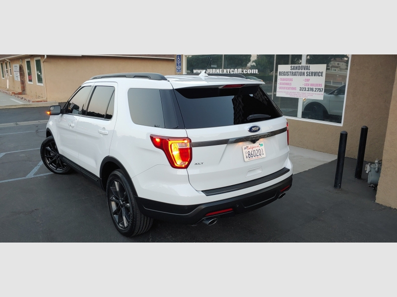 Ford Explorer 2018 price $23,999