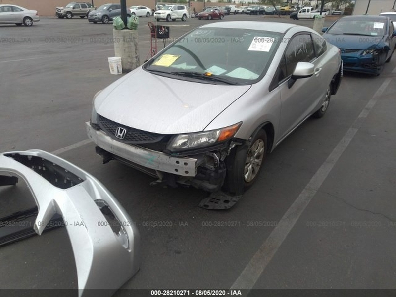Honda Civic Cpe 2012 price $6,995