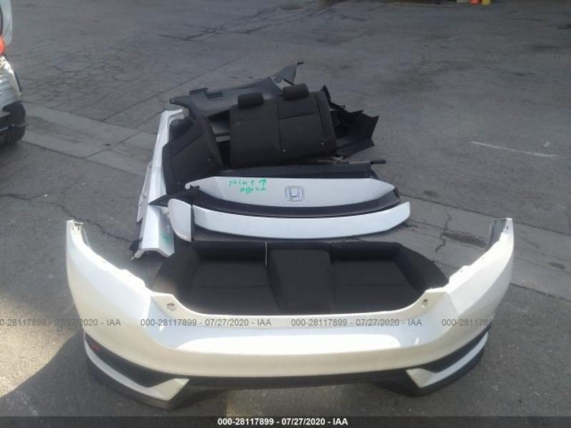 Honda Civic Si Coupe 2020 price $21,999