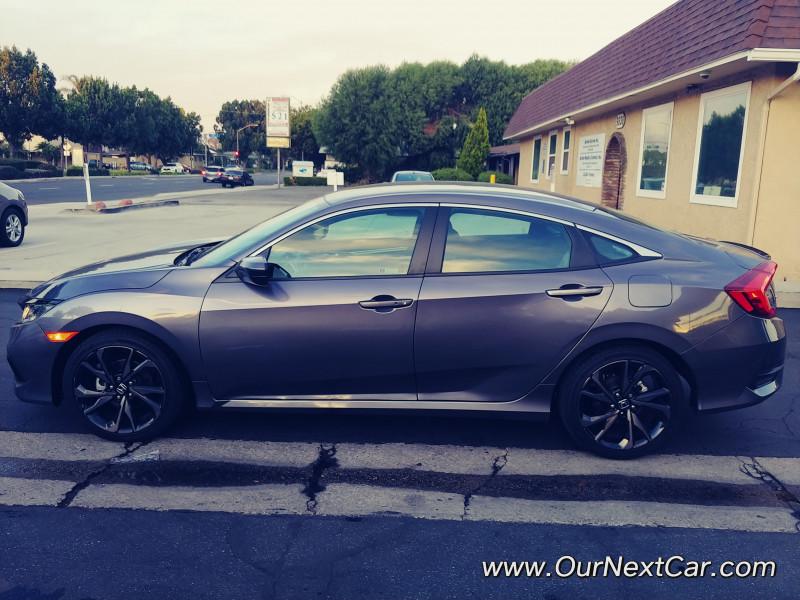 Honda Civic Sedan 2020 price $19,999