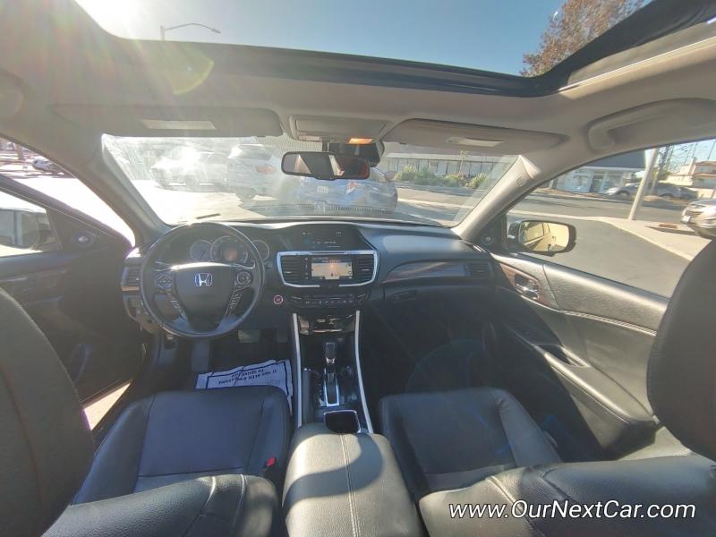 Honda Accord Sedan 2017 price $15,999