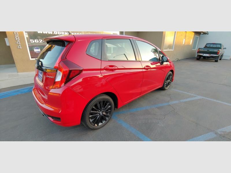 Honda Fit 2018 price $10,999