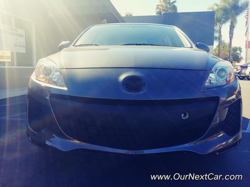 Mazda Mazda3 2012 price $8,999